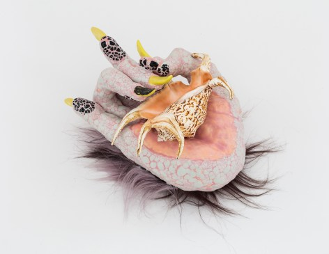 Roxanne Jackson, Metal Goddess, The Body, the Object, the Other, Craft Contemporary; Image courtesy of the gallery