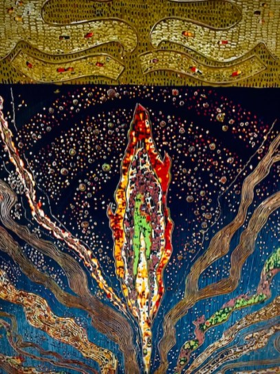 Eva Malhotra, Orpheus' Plea in the Underworld (detail); Image courtesy of the artist
