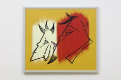 Don Suggs, Tyrant, Face-Off, L.A. Louver; Image courtesy of the gallery