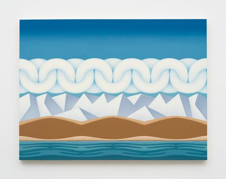 Takako Yamaguchi, Available Light, The Beatitudes of Malibu, David Kordansky Gallery; Image courtesy of David Kordansky Gallery