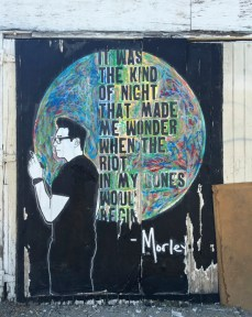 Gabba Alley Art, Morley ©2016 Hidden Hi Fi, Gabba Gallery, Photo credit- JulieFaith, All rights reserved