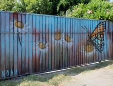 Gabba Alley Art, Noah Neighbor ©2016 Hidden Hi Fi, Gabba Gallery, Photo credit- JulieFaith, All rights reserved