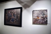 Kathy Curtis Cahill and Nurit Avesar, Keystone Art Space Open Studios Group Show, Photo Credit Kristine Schomaker