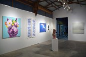 Keystone Art Space Open Studios Group Show, Photo Credit Kristine Schomaker