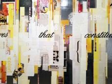 Tm Gratkowski. Polyphony detail. Walter Maciel Gallery. Photo credit Kristine Schomaker