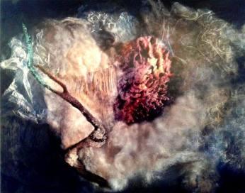 Aline Mare. Organic Integration: Aline Mare & Michael Giancristiano at Jill Joy Gallery