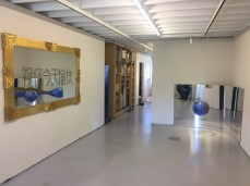Doug Edge.: Dear Mr. Edge installation view. C. Nichols Project. Photo Credit Shana Nys Dambrot