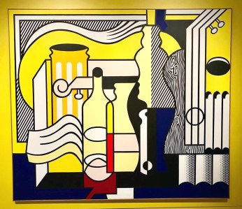Pop for the People: Roy Lichtenstein in L.A. Photo Credit Stephen Levey