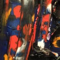 Judy Rifka: A Survey of Important Works. Merage Gallery at Sinai Temple, Westwood. Photo Credit Shana Nys Dambrot.
