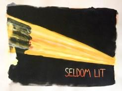 Senon Williams. Text Message. Loft at Liz's. Photo Courtesy of Loft at Liz's.