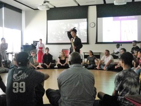 Introspection-Judo Therapy with Yukiko Kikuchi2