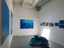 Rafaella Suarez. Claremont Graduate University MFA Open Studios. Photo Credit Jacqueline Bell Johnson.