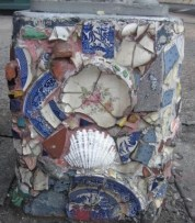 China and the Sea, NYC - by The Mosaic Man