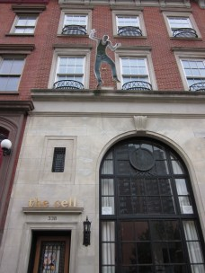 The Cell Theatre, West 23rd Street, NYC