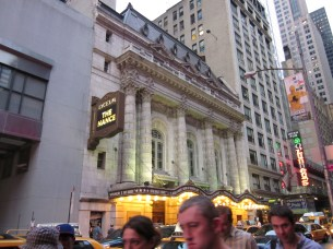 'The Nance' at the Lyceum Theatre, Broadway, NYC