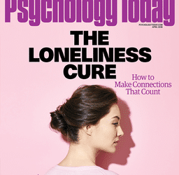 Psychology Today Disconnection Article