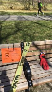 Elmo and Covid19