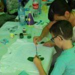 Atelier de pictat tricouri