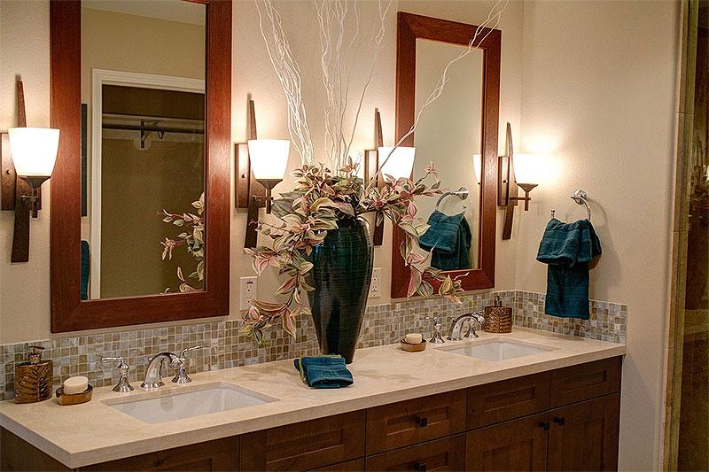 Large Bathroom Vase