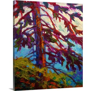 Forest Elder by Marion Rose Art Print on Canvas