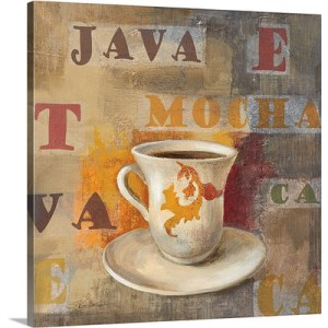 Coffee Decor for Coffee Lovers | The Urban Cafe Series by Silvia Vassileva