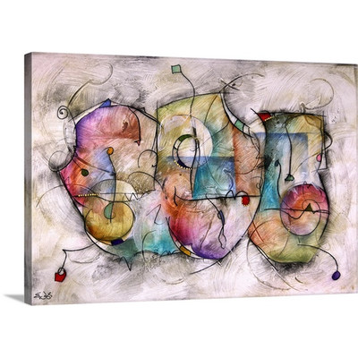 Bravo by Eric Waugh Painting Print on Canvas