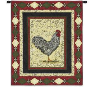 Country Le Coq (Rooster) | 26 x 34