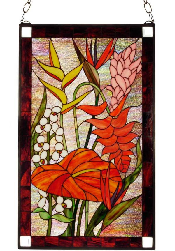 """Tropical Floral 