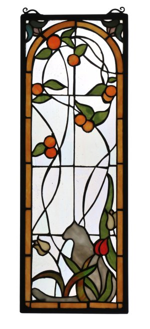 """Cat, Tulips & Peaches 