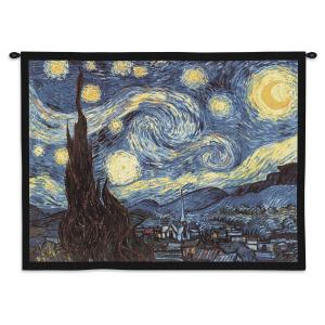 "Van Gogh's Starry Night | 34"" x 26"" 