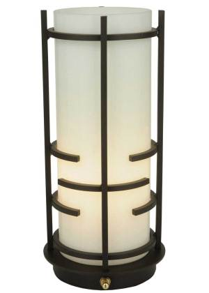 "12""H Deco Table Lantern"