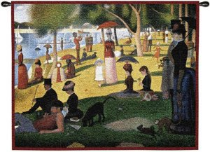 Classic Sunday Afternoon | 33 x 26 | Tapestry Wall Hanging
