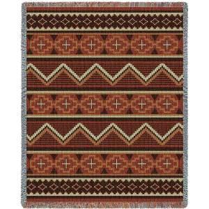 "Los Ranchos | Tapestry Blanket | 53"" x 70"""