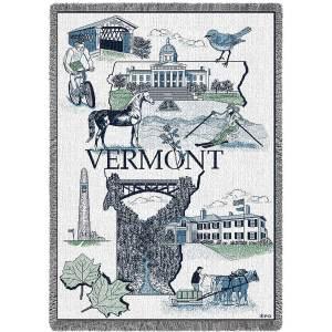 Vermont | Afghan Throw