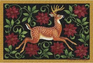 Christmas Deer | Placemats