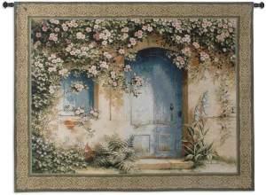 Un Apres Midi | 53 x 42 | Woven Tapestry