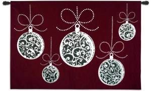 Ornamentatia Christmas Ornament | 80 x 53 | Tapestry