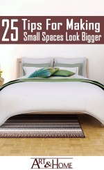 25 Decor Tips to Make a Small Space Feel Bigger