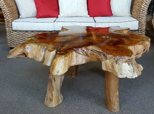 ChicTeak | Brazil Suar Coffee Table