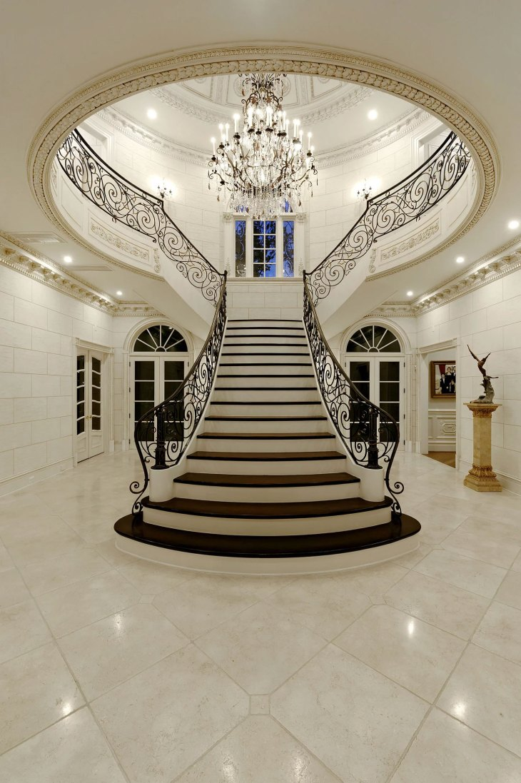 McLean Mansion Staircase | Grand Staircases That Inspire