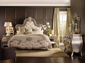 18 Luxurious Beds & Bedroom Sets