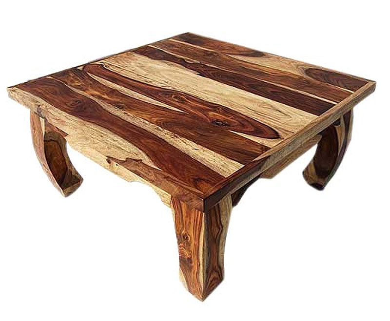 Wood Coffee Tables Solidly Beautiful Art Home