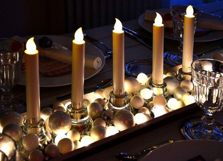 Delightful Christmas Table Settings