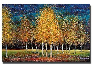 Evening Grove | Melissa Graves Brown | Gallery-Wrapped Canvas Art