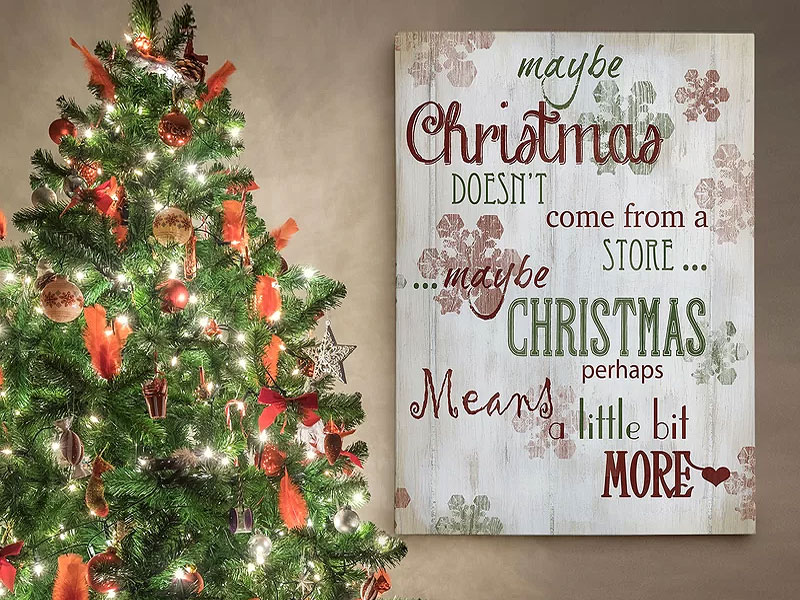 Friday Finds - Christmas Decor