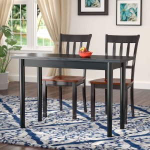 Andover Mills | Parkison Flip Top Extendable Console & Dining Table