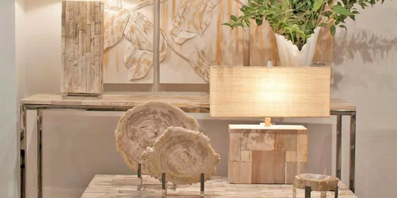 Petrified Wood Furniture: Beauty, Millions of Years in the Making