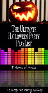 The ultimate Halloween Party Music Playlist