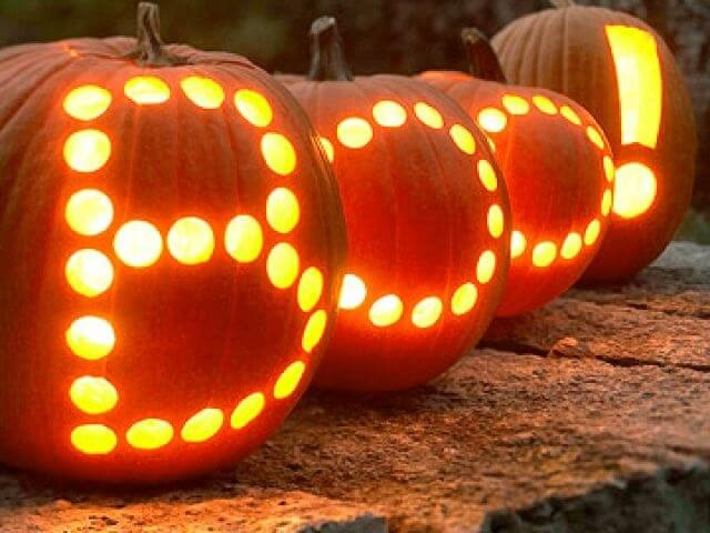 Creative Pumpkin Carving Ideas | BOO! Pumpkins