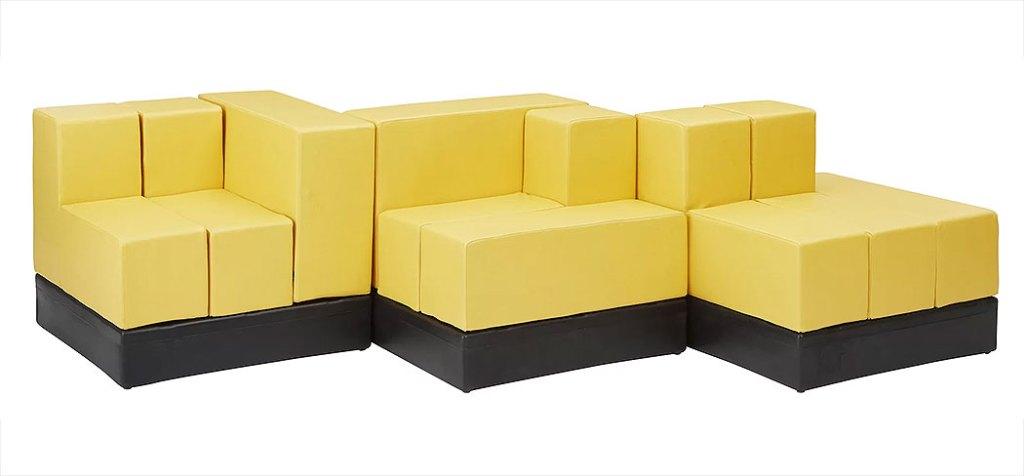 Cellular 3Scape Modern Modular Sofa